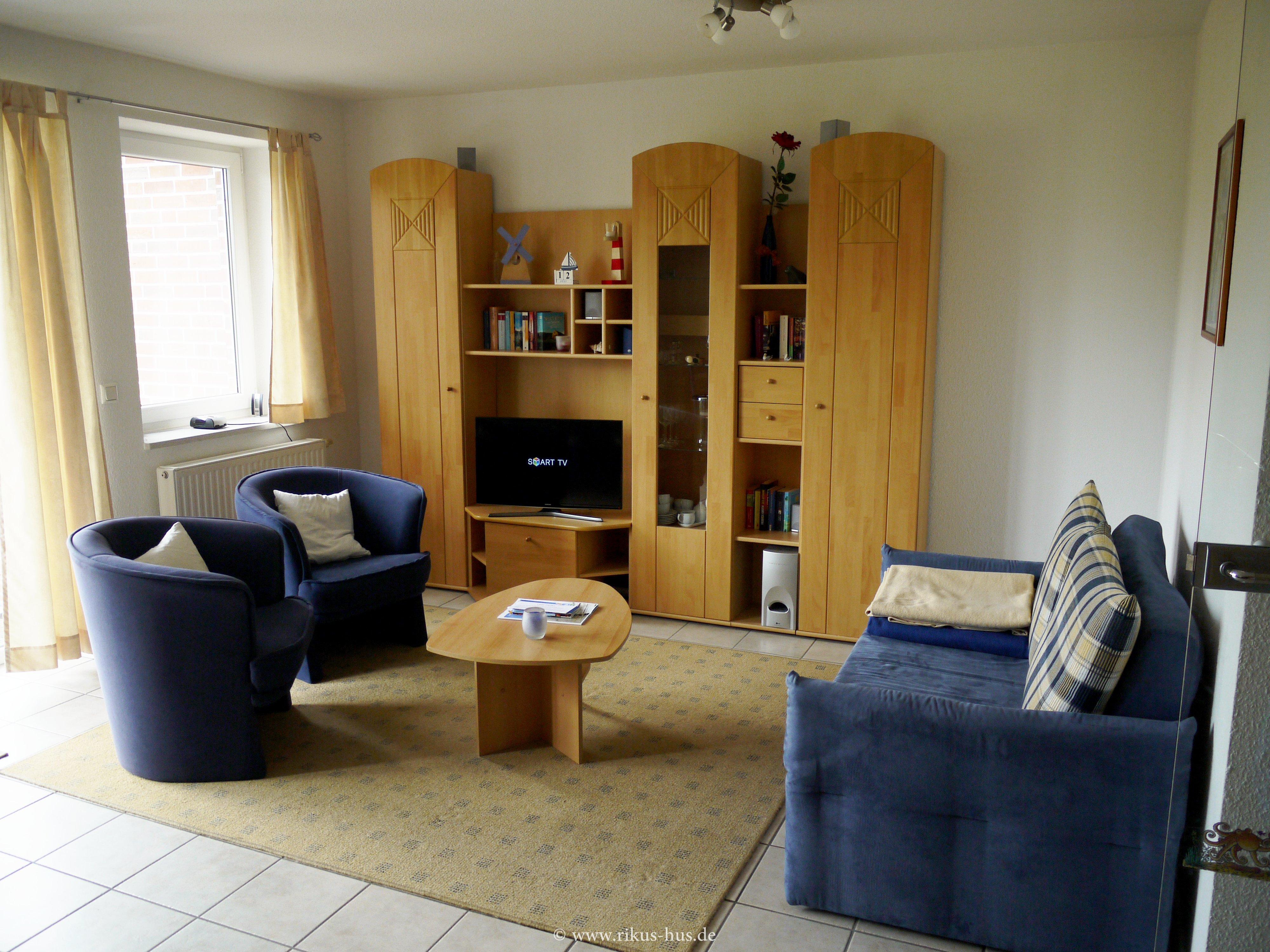 wohn essbereich k che rikus hus. Black Bedroom Furniture Sets. Home Design Ideas